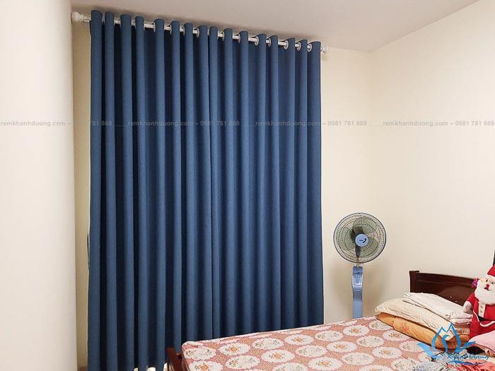 Vẻ đẹp sang trọng của rèm vải hai lớp HH504