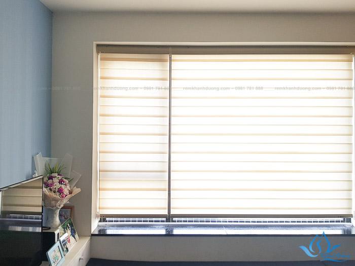 Giới thiệu mẫu rèm cầu vồng cản sáng tốt BS1004