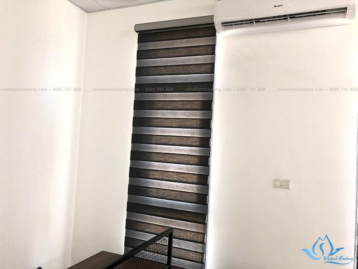 Rèm cầu vồng chống nắng cao cấp có cấu tạo hiện đại và dễ dàng sử dụng