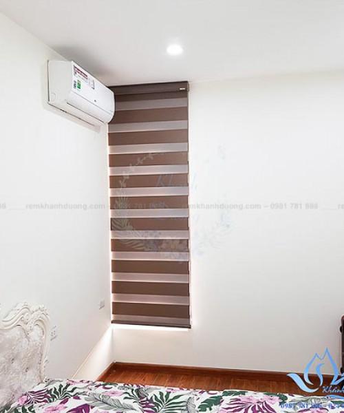 Chọn rèm cửa cầu vồng đẹp phòng ngủ chung cư Vimeco, Phạm Hùng PO 352