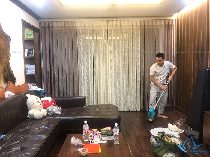 Địa chỉ cung cấp rèm cửa sổ chung cư cao cấp uy tín tại Hà Nội