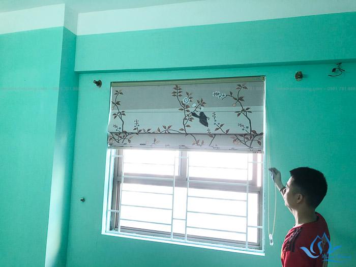 RM01 rèm cửa chống nắng cao cấp