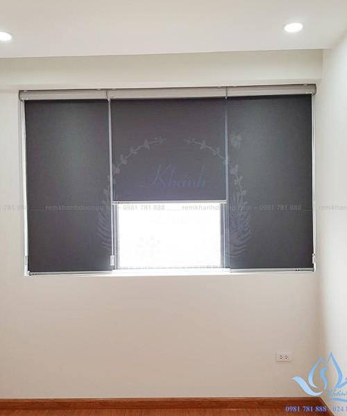 Hé lộ rèm cuốn tiện nghi cho chung cư tại Láng Hạ, Đống Đa PS 433