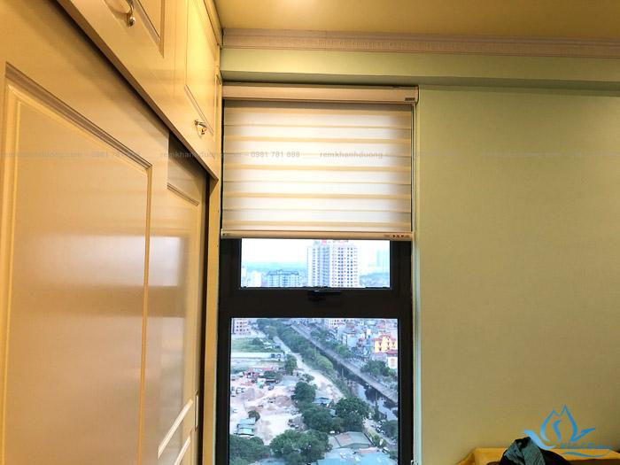 BS1004 rèm cầu vồng cửa sổ nhỏ