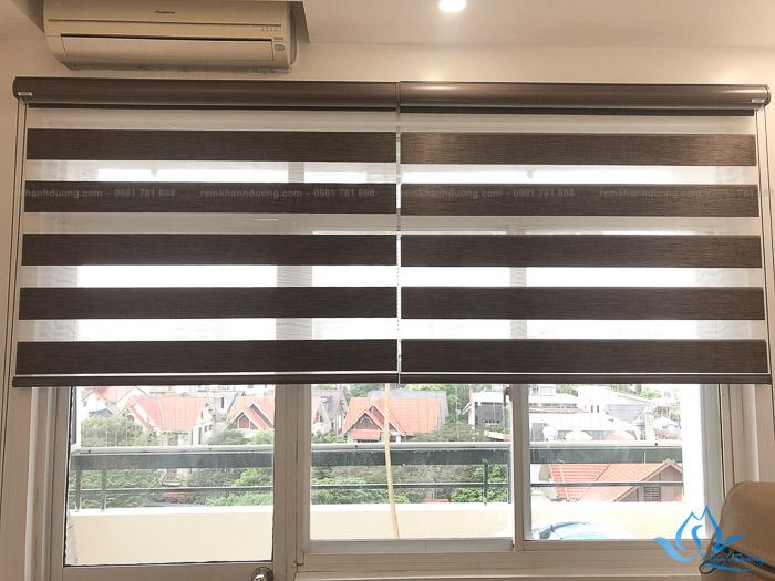 Mành cầu vồng cao cấp nhà chung cư phố Cầu Giấy, Hà Nội NC164