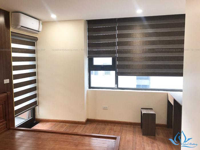 Kết hợp rèm cầu vồng chống nắng cùng nội thất cho không gian nhà đẹp