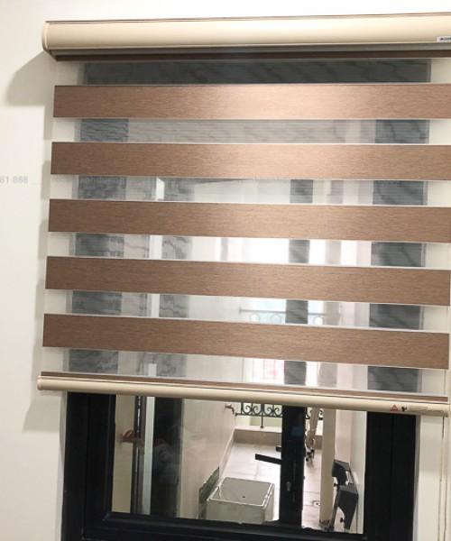 Rèm cầu vồng cao cấp chất lượng tuyệt vời tại Roman Plaza, Hà Nội CL141
