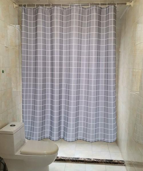 Rèm phòng tắm đẹp cho khách sạn sang trọng