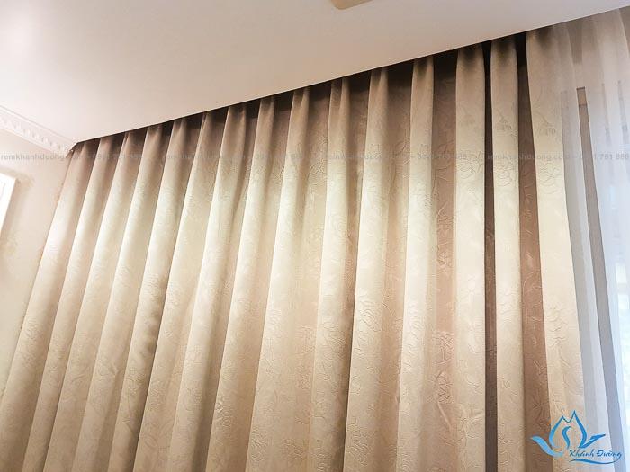 10. Rèm vải Nhật 3000k m2 phòng khách Chú Sơn 205 B1 Madazin (19)