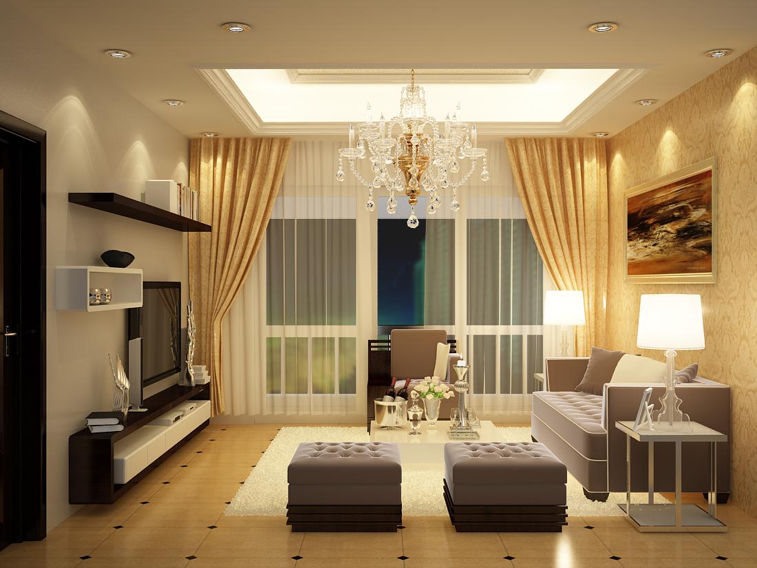 Mẫu rèm vải Bỉ nhập khẩu cao cấp RB – 26 được làm từ vải Acica kết hợp cùng với đồ nội thất hiện đại làm tôn lên vẻ đẹp phòng khách