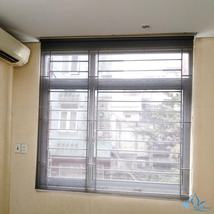 Tư vấn chọn rèm cuốn lưới đẹp giá rẻ cho cửa sổ Thái Hà, Hà Nội MA117