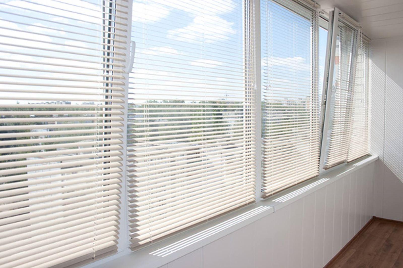 Rèm sáo nhôm dùng để chống nắng