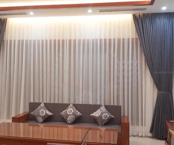 Giới thiệu rèm cản sáng Hàn Quốc giá tốt tại KĐT Văn Phú, Hà Đông D25