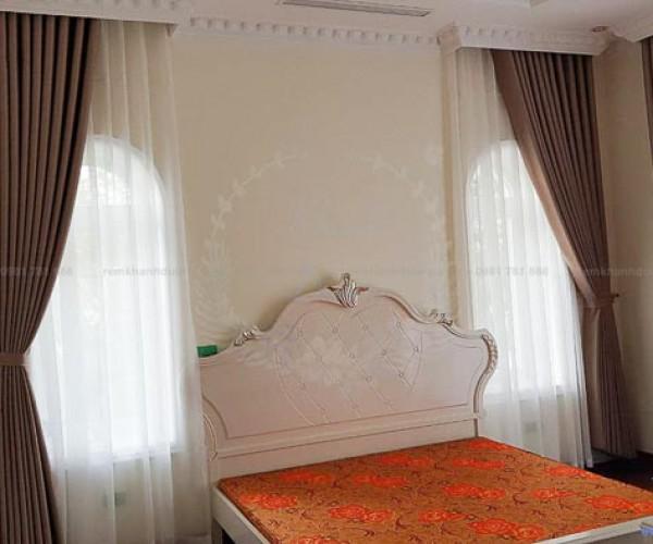 Lựa chọn rèm vải hai lớp thanh lịch tại Hoàng Cầu- Hà Nội TM-82-36