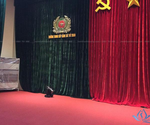 Màn hội trường sân khấu chất lượng tốt nhất tại Kim Mã, Hà Nội HT18
