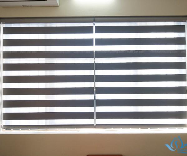 Mành cuốn cầu vồng cản sáng cho cửa sổ phố Giải Phóng, Hà Nội CE154