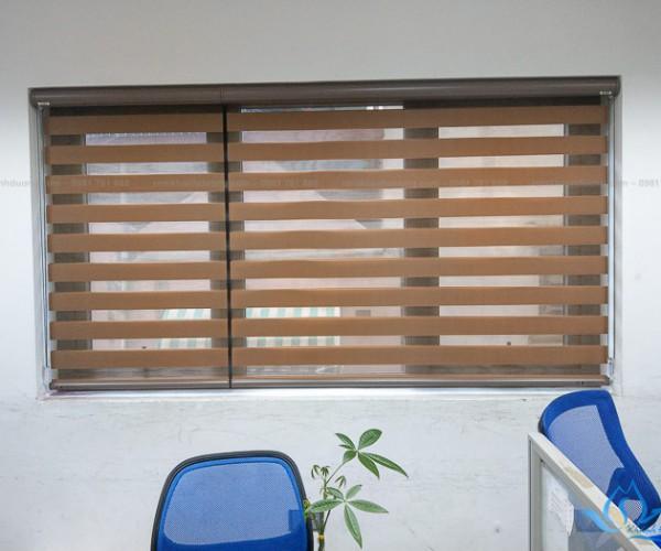 Mành ngang cầu vồng Hàn Quốc văn phòng Phan Đình Phùng, Hà Nội BS1005