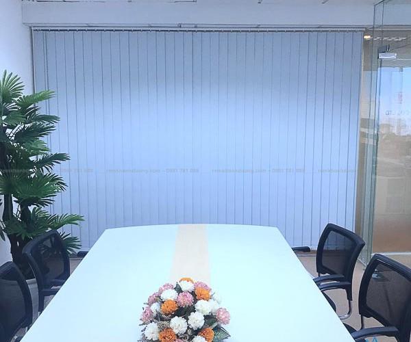 Mẫu rèm lá văn phòng đẹp giá rẻ tại phố Đào Duy Anh, Hà Nội KL-96