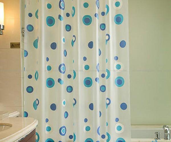 Rèm che nhà tắm giá rẻ, chất lượng tốt mã BR 54 tại Long Biên