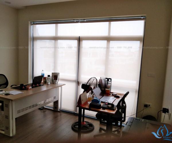 Rèm cuốn lưới giá rẻ cho chung cư tại Vinhomes Gardenia Hàm Nghi A4004
