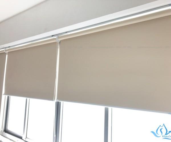 Rèm cuốn nhựa văn phòng giá rẻ siêu bền đẹp tại Hoàng Mai KD-997