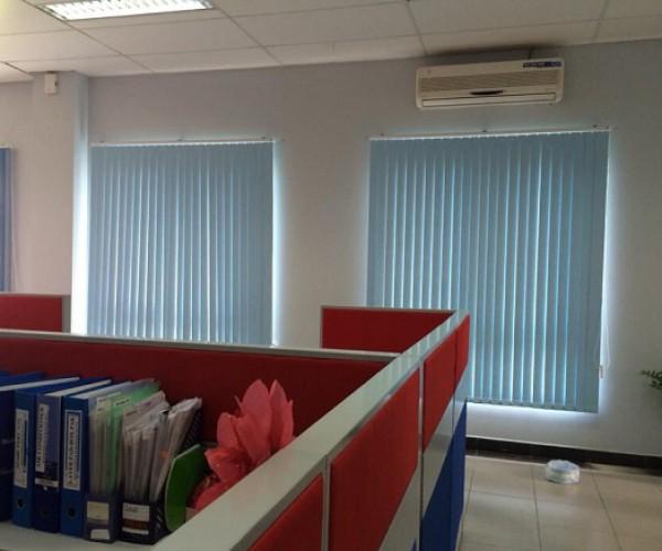 Rèm lá dọc văn phòng cao cấp nhất tại quận Nam Từ Liêm- Hà Nội LD- 43
