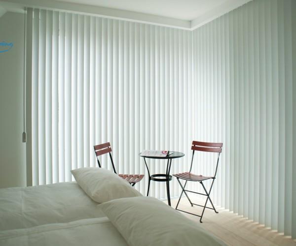 Rèm lá hiện đại cho chung cư cao cấp tại quận Đống Đa- Hà Nội LD- 41