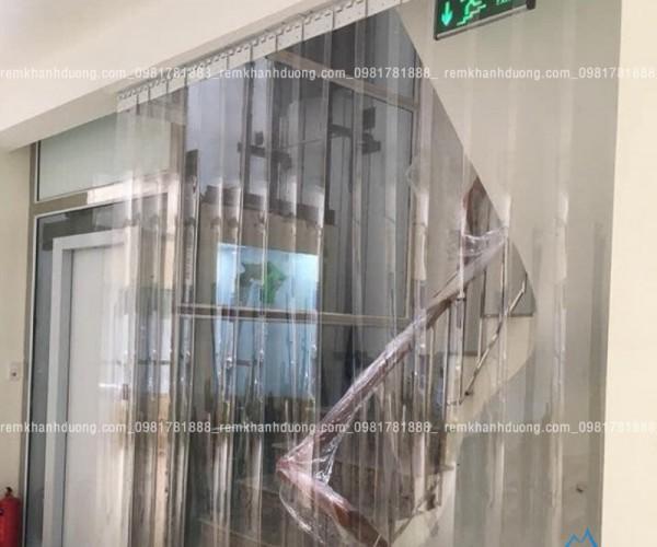 Rèm ngăn lạnh PVC giá rẻ tiết kiệm điện năng Thanh Xuân, Hà Nội RL 01