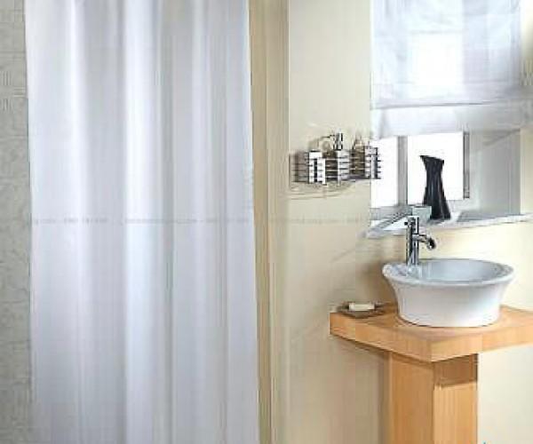 Rèm phòng tắm giá rẻ không thấm nước mã BR 55 ở Hà Nội