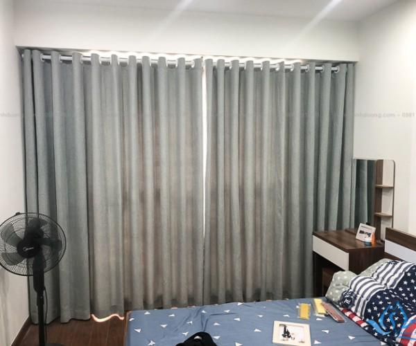 Rèm vải bền đẹp dành cho phòng ngủ tại Nguyễn Tuân, Hà Nội P2505