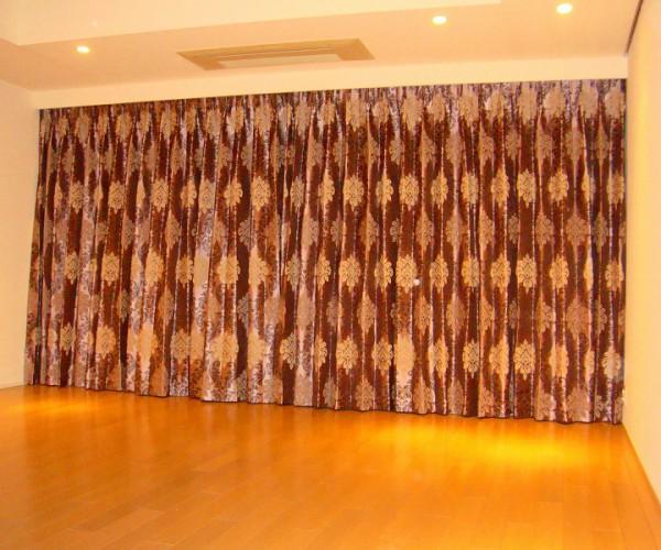 Tìm hiểu mẫu rèm vải Bỉ cho cửa sổ tại Bắc Từ Liêm - Hà Nội RB – 12