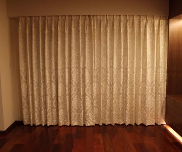 Rèm vải Bỉ đẳng cấp cho khách sạn 5 sao tại Hoàn Kiếm – Hà Nội RB -21