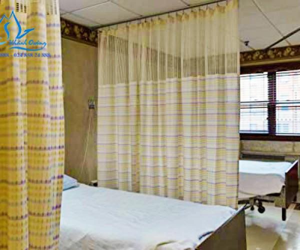 Rèm y tế YT-18 phòng khám quận Thanh Xuân
