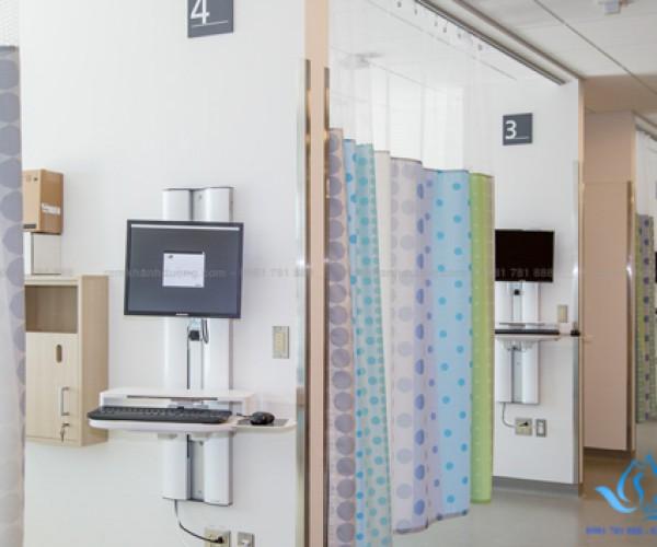 Rèm y tế YT-23 phòng chức năng quận Đống Đa